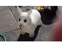 Outdoor rabbit toy -FREE