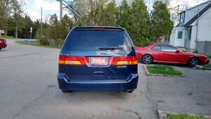 2004 Honda Odyssey 2 Year Warranty Included EX-L, Pwr Doors, DVD Cambridge Kitchener Area image 4