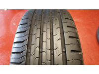 195 55 16 1 x tyre Continental ContiEcoContact 5