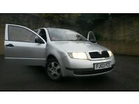 Skoda Fabia 1.4 , very reliable little car