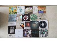 JOBLOT 100 CD ALBUMS DANCE SOUL FUNK RAP HOUSE Trip Hop Commercial Christmas present viewing HA3