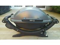 Weber Q140 electric grill, heating element required