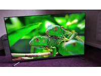 "Samsung 55"" QLED 4K HDR SMART WiFi Ultra Slim TV"