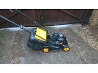 Mcculloch Petrol Lawnmower GWO Fully Serviced