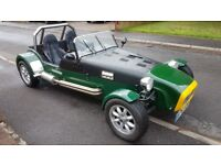 Robin Hood 2 Ltr Pinto, Engineer Built. Very Low Miles. Not Westfield, Caterham, Locost, GBS, Tiger