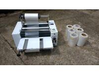 Lamirel roll laminating machine