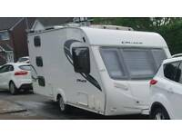 Sterling cruach caravan 6 berth