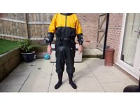 Reed Chillcheater Full Paddle Suit and Dry Cag, Palm Buoyancy Aid, plus accessories......