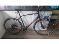 Specialized hybrid bike for sale.