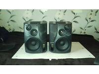 Powerfull 5Way AIWA Speakers