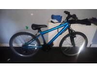 Boys 24inch Mountain bike with gears