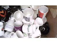 107 Mugs (AGAN) - Great Bargain!