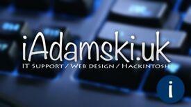 iAdamski uk :: Websites developer :: Business website :: Online shops :: Online apps.