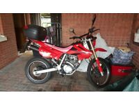 125 road bike for sale