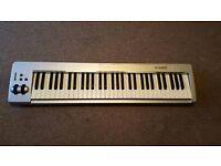 Midi Keyboard M-Audio 61es