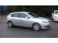 2007 Mazda 3 Katano 1.6 excellent runner with long mot