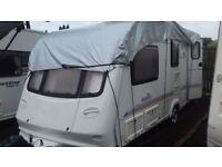 2002 Elddis Burghley 524 limited Edition Caravan £3250 ono