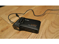 Alba HD Camcorder with USB charger cable for sale