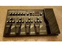 Boss ME70 guitar Multi effects pedal