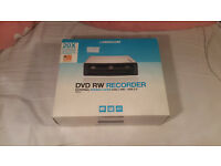 Brand New, Unopened, Freecom External DVD+/-RW Burner USB connection