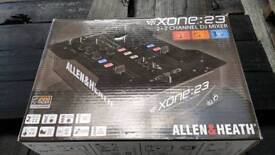Allen & Heath - Zone:23 DJ Mixer