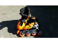 Roller blades size 37 to 40