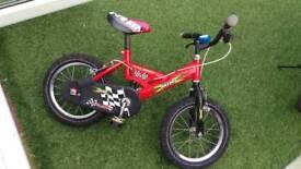 Raleigh Striker Kids Bike