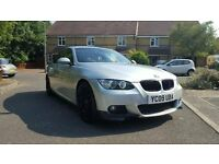 BMW 325 3.0D MSport Highline MASSIVE SPEC Swap Px 4x4 Q7 X5 530 Finance
