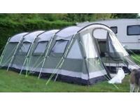 Outwell vermont tent.