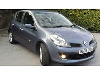 Renatult Clio Dynamic 1.4 16v Petrol Long MOT !!!!!