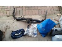 Peugeot 206 5 Door Detachable Towbar