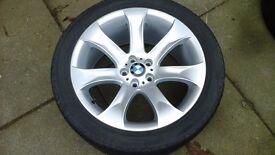 Bmw x5 2004-2006 Factory OEM Wheel rim 6766069