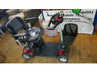 Tga eclipse mobility scooter disabled aid oap
