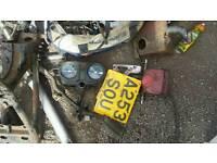 Honda cd 125 t cb125t spares