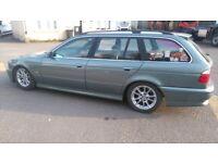 2003 BMW 520i Touring *DRIFT CAR*