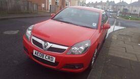 2008 Vauxhall Vectra 1.9l diesel Automatic QUICK SALE £1200 12 MONTH MOT