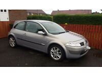 Renault megane dynamique dci for sale spare or repair