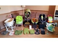 Stokke Xplory V2 Pushchair Pram Stroller Maxi Cosi Pebble Car Seat & Lots More - Rain Cover Bargain