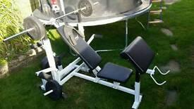 Physionics Multifunction gym