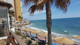 one bed beach flat Capopino Marbella