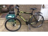 Hybrid Bicycle Mountain Bike Merida Crossway