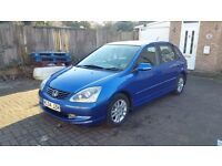 2004 Honda Civic 1.6 Executive, Petrol, Auto, 5 doors Hatch