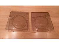 Decksaver CDJ 1000 cover - pair