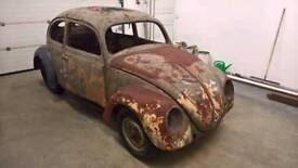 Wanted - Classic VW Beetle