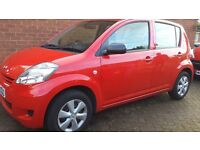 Daihatsu Sirion 1.0S. 2009. Great condition. Very cheap to run. Low road tax. 2 owners from new.