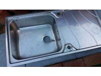 2 Kitchen sinks for sale