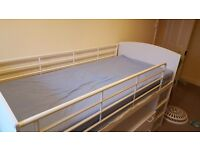 Mid sleeper childs single bed