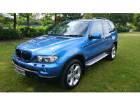 2005 BMW X5 3.0D SPORT auto/tiptronic facelift model