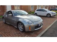 Nissan 350z GT 3.5l V6 + Nismo Body Kit + Rays Wheels SELL OR SWAP
