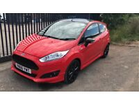 Ford Fiesta st line red edition 1.0 140ps
